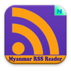 Myanmar RSS Reader